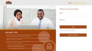 Equity Bank Login Portal