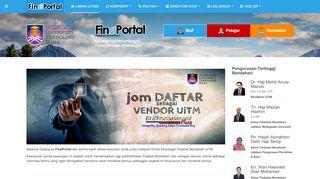 Fine Portal Uitm