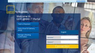Gefco Portal