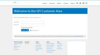 Gfi Portal