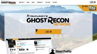 Ghost Recon Portal