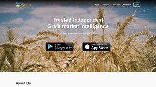 Grain Market Portal