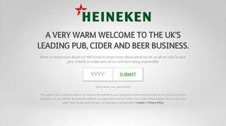 Heineken Payroll Portal