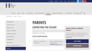 Henley College Portal
