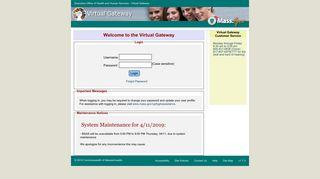 Hhs Portal Virtual Gateway