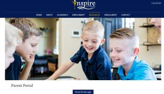 Inspire Charter School Parent Portal