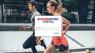 Intersport Portal