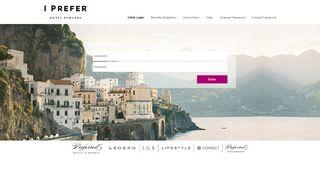 Iprefer Hotel Portal