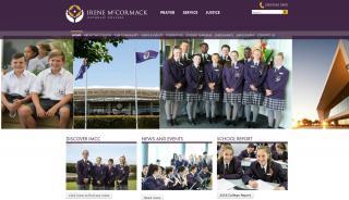 Irene Mccormack Catholic College Portal