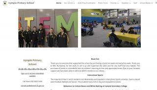 Irymple Primary School Portal