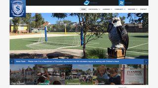 Ivanhoe Primary School Portal