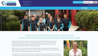 Jackson School Portal