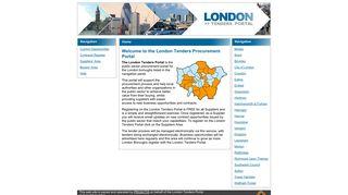 London Procurement Portal