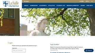 Lschs Student Portal
