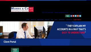 Moco Client Portal