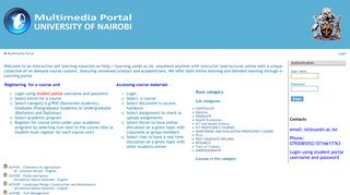 Multimedia Portal