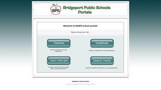 My Bps Portal