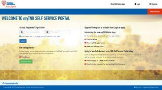 Mytnb Portal