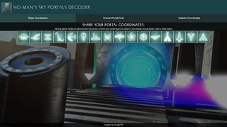 Nms Portal Address Converter