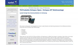 Octopus Open Portal