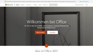 Office 365 Enterprise Portal