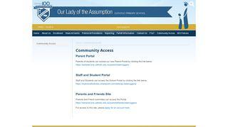Ola School Portal