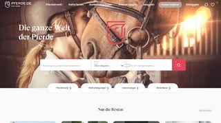 Pferde Portal