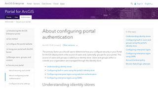 Portal Authentication