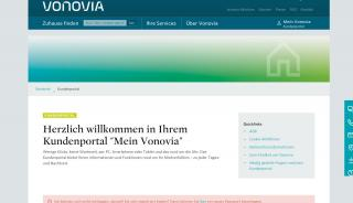 Portal Deutsche Annington