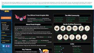 Portal Knights Portal