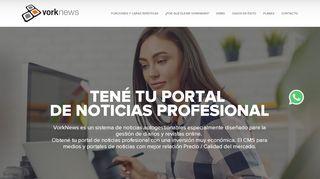 Portal Noticias Web Simples