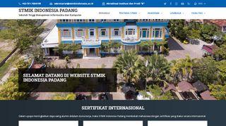 Portal Stmikindonesia Ac Id