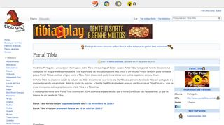Portal Tibia Wiki