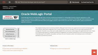 Portal Weblogic