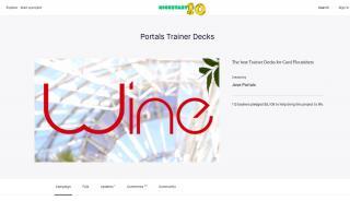Portals Trainer Decks