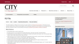 Pure City Student Portal