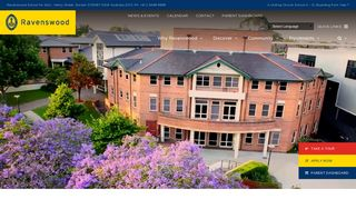Ravenswood School For Girls Portal