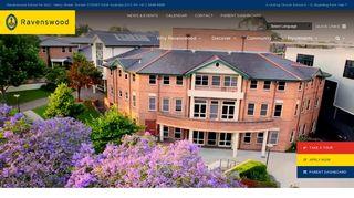Ravenswood School Portal