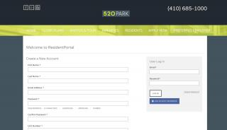 Resident Portal 520