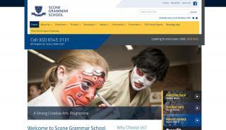 Scone Grammar School Portal