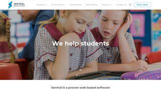 Sentral School Portal