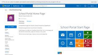 Sharepoint School Portal