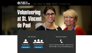 St Vincent De Paul Volunteer Portal