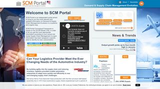 Supply Chain Management Portal