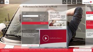 Swisslife Portal