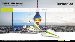 Technisat Dvb T Portal