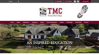 Thomas More College Student Portal