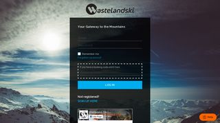Wasteland Booking Portal