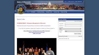 Wisconsin Training Portal