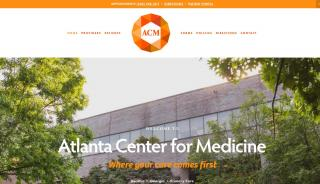 Atlanta Center For Medicine Patient Portal